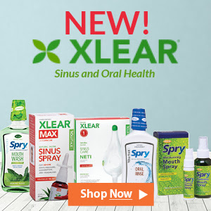 New Sinus and Oral Health by Xlear.