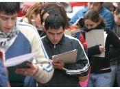 Cuando apenas comenzaba la crisis cambiaria la tasa de desocupación en Argentina estaba en 9,6 por ciento, según Indec.