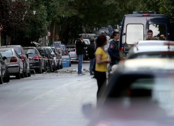 Θεσσαλονίκη: Έκρηξη σε αυτοκίνητο του Αλβανικού Προξενείου