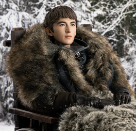 GAME OF THRONES BRAN STARK 1/6 SCALE FIGURE