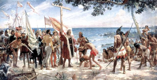 Christopher Columbus: A product of his time or guilty of genocide?