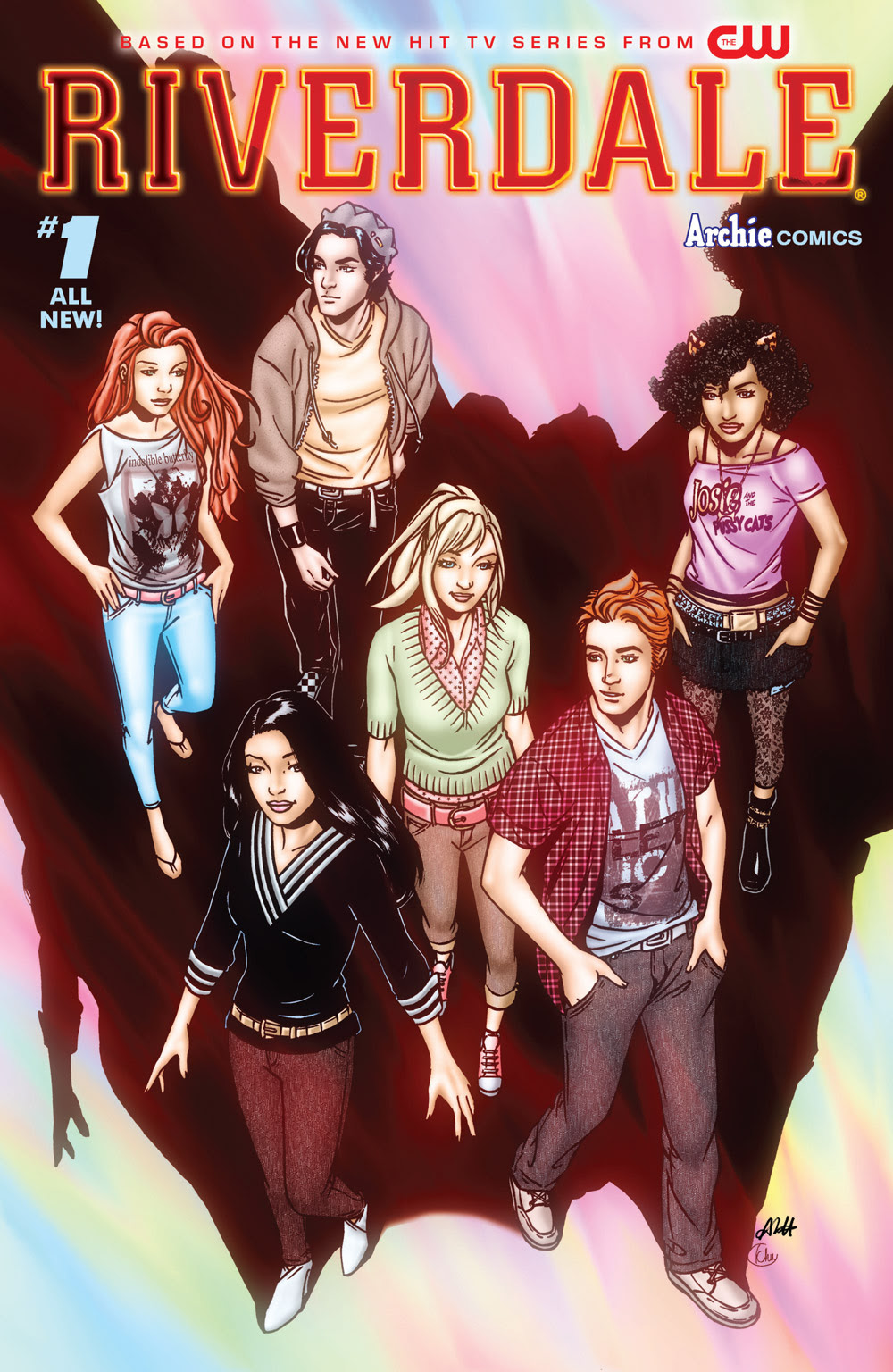 Riverdale #1 cover
