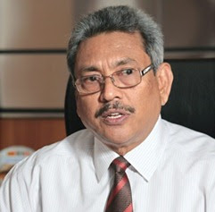 Gotabaya - Secretary MOD