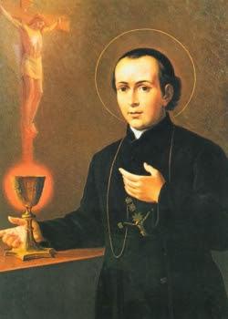 Św. Kasper de Buffalo - czciciel Krwi Chrystusa