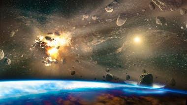 La misión DART es un ensayo de una misión de defensa planetaria.