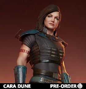 Star Wars Premium Format Cara Dune Limited Edition