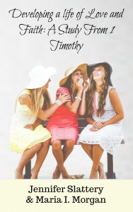 image of cover for study based on 1 Timothy