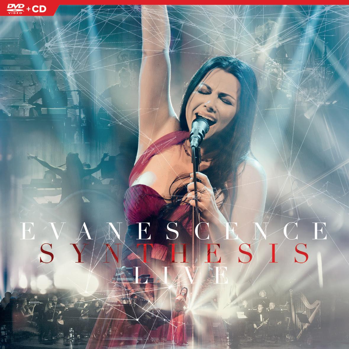 EAGDV097 DVD CD Evanescence Live HR
