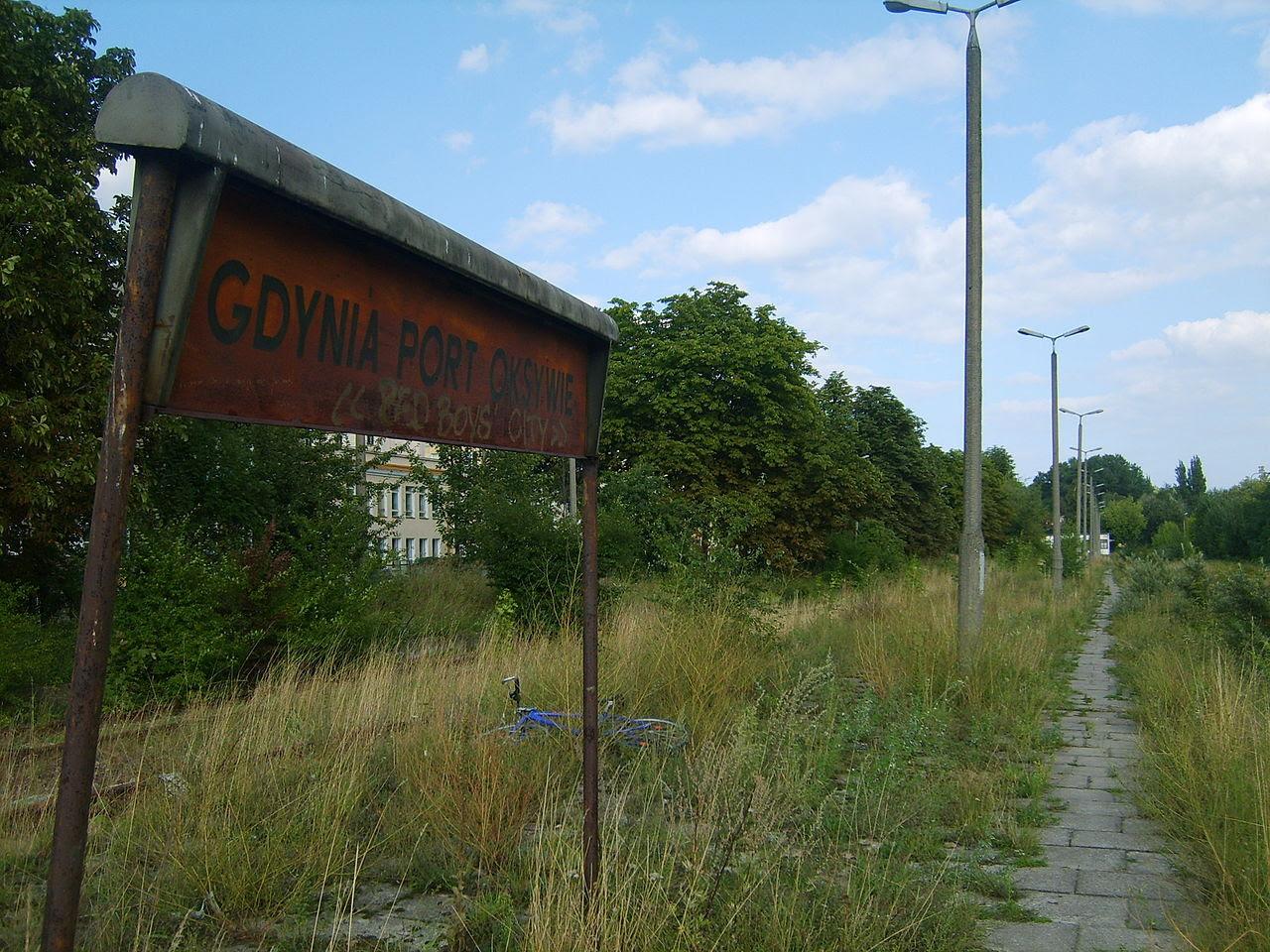 Stacja końcowa, stan na 16 VIII 2006