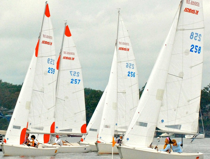 FOCUS ON SAILING - Indian Harbor Yacht Club