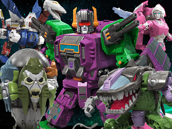 Transformers War for Cybertron: Earthrise