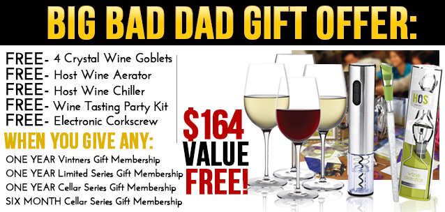Big Bad DAD Wine Offer!
