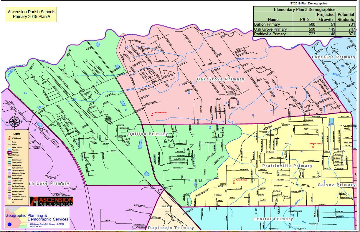 Map Plan A