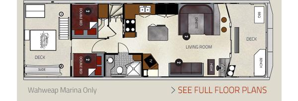 The 48' Navigator - See Full Floor Plans