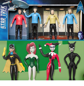 Bendable Figures