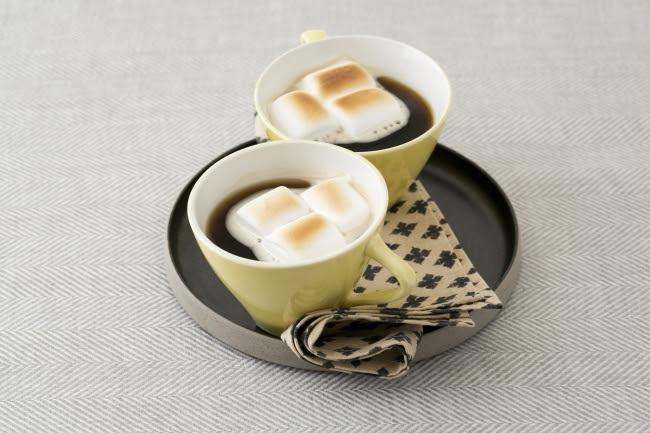<焼きマシュマロコーヒー酒>