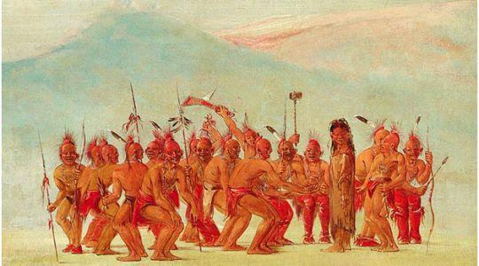 Гендерные традиции индейцев