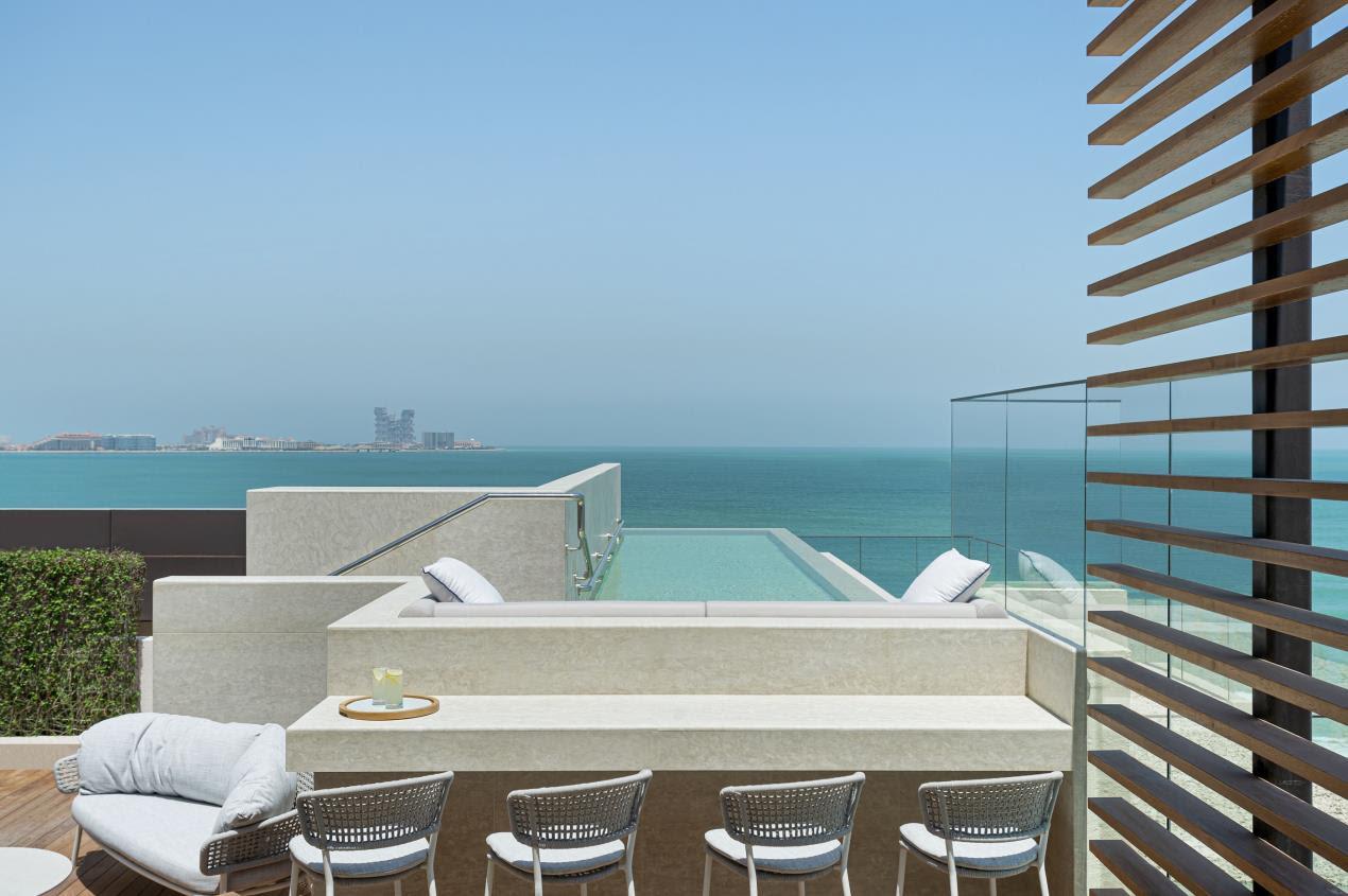 Jumeirah Al Naseem - Royal Penthouse Suite - Private Pool