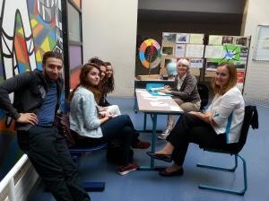 Brainstorming des éco-délégués
