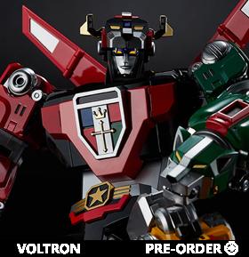 Voltron: Defender of the Universe Carbotix Series Voltron