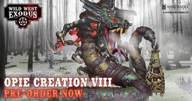 Opie: Creation VIII