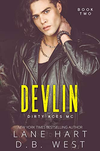 Cover for 'Devlin (Dirty Aces MC Book 2)'
