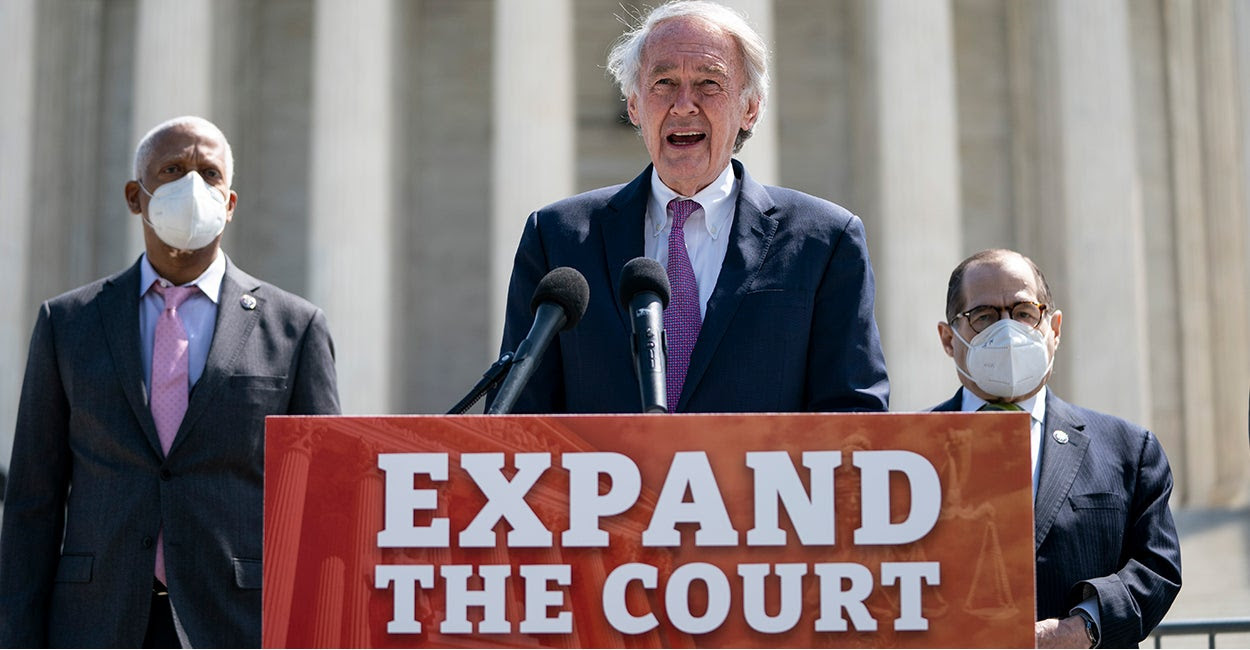 The Real Reason These Democrats Want to Expand Supreme Court
