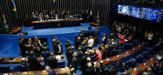 Senado aprova aumento de salário de ministros do STF para R$ 39 mil