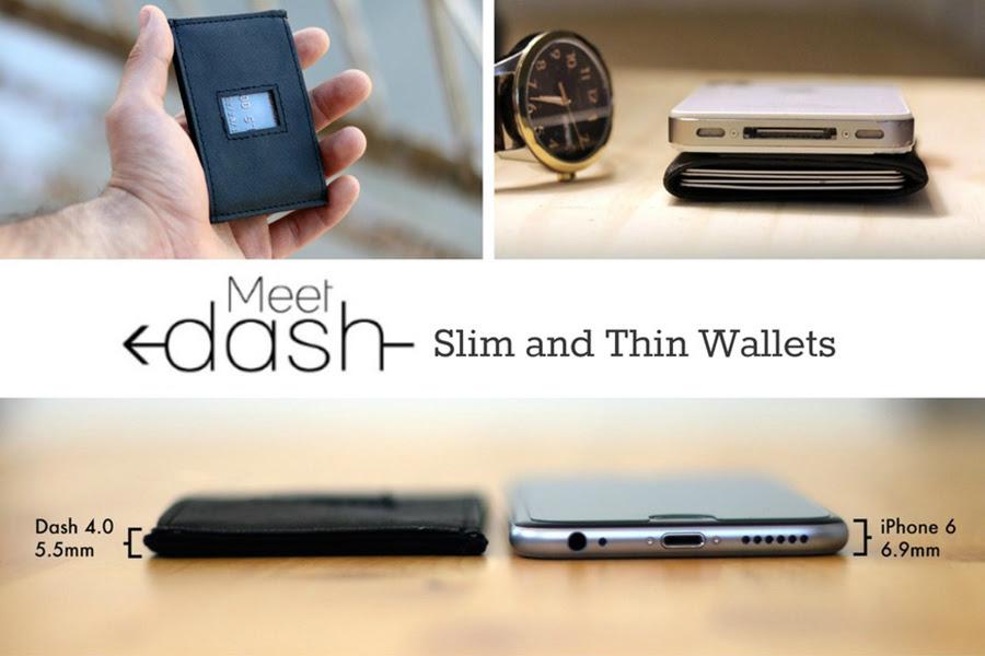 Dash Minimalist Wallets