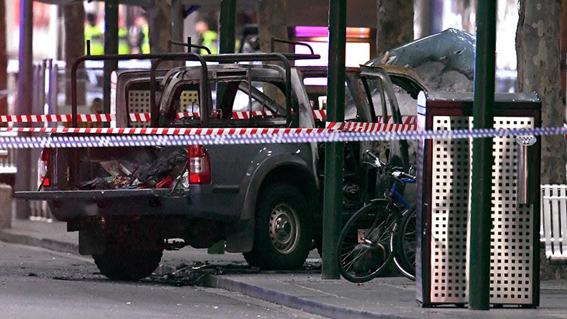 El Estado Islámico se responsabiliza del ataque con cuchillo en Australia