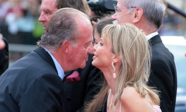Ex-amante do rei Juan Carlos queria deixar para ele 30% de ganhos