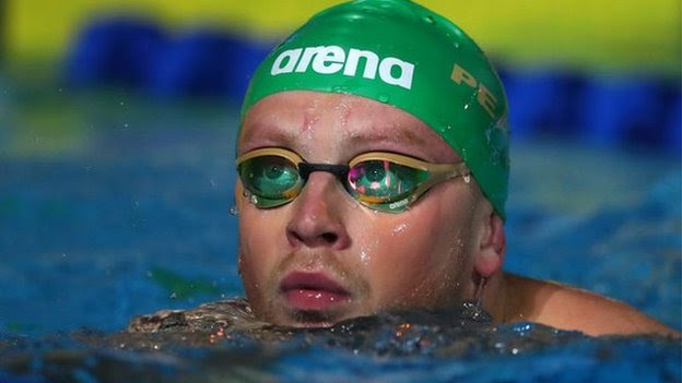 Adam Peaty: Swimming pools should be reopened for mental and physical health