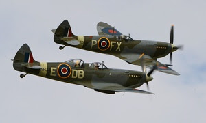 The Battle of Britain Air Show, Child (£5.75), Adult (£9)