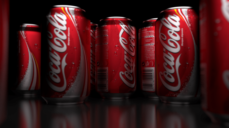 Coca-Cola using Design and Innovation to stay on top of the markets