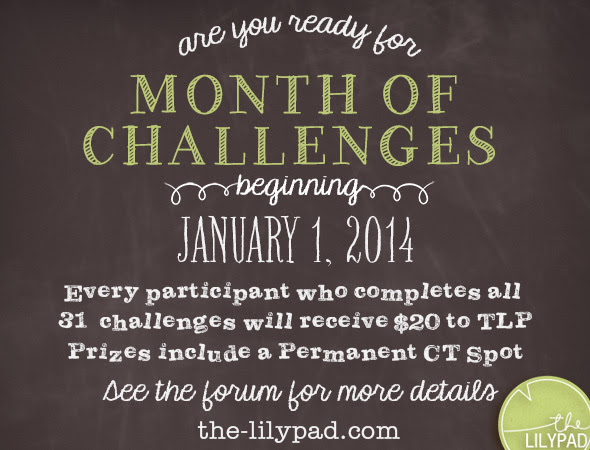 Month of Challenges