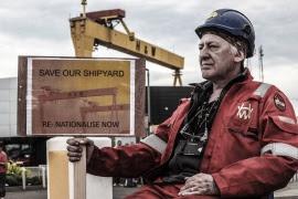 Рабочие североирландской верфи, построившей Титаник, оккупировали предприятие
