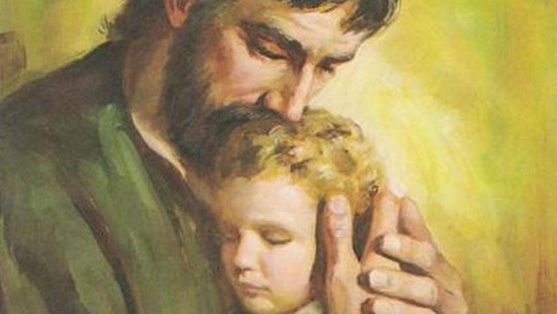 Znalezione obrazy dla zapytania DZIECIATKO JEZUS I SW. JOZEF