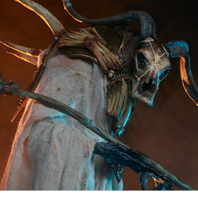 Court of the Dead Premium Format Shieve: The Pathfinder