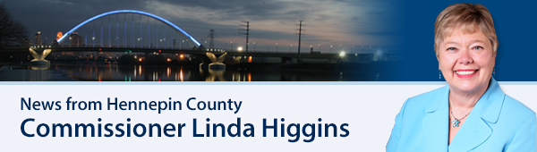 Commissioner Linda Higgins, Hennepin County, MN