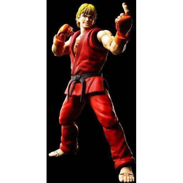 Image of Street Fighter S.H.Figuarts Ken Masters