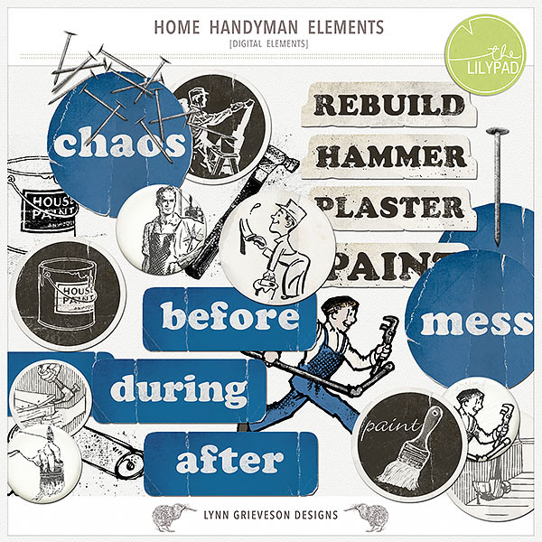 Home Handyman elements