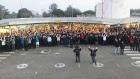 Бразильские рабочие GM начинают кампанию в поддержку гарантий занятости
