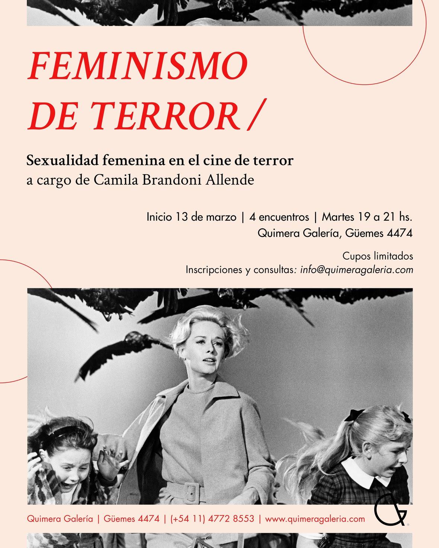 Flyer FeminismodeTerror 1