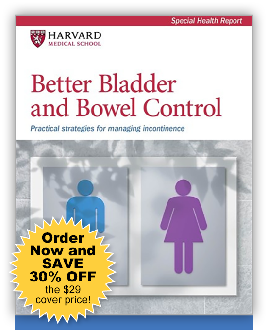Better Bladder and Bowel Control