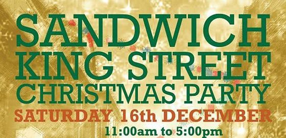 King Street Christmas Party 2017