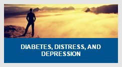 diabetes, distress and depression
