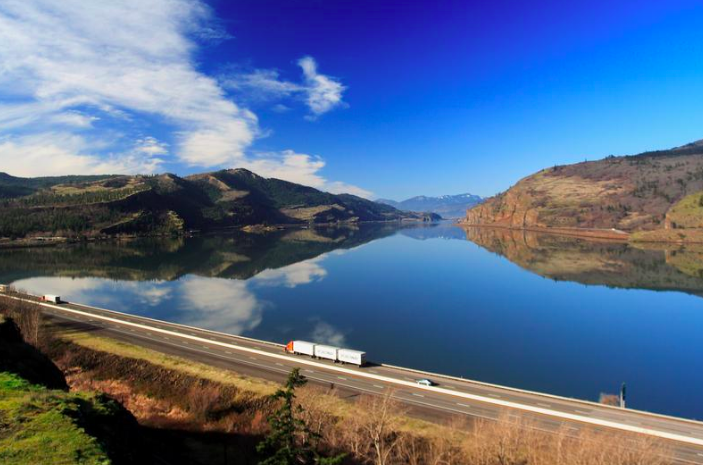 The Columbia Gorge