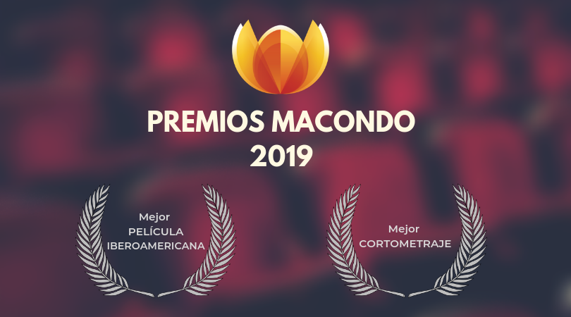 Premios Macondo 2018 - Patricia Tamayo, ganadora del Premio Macondo  a Mejor Actriz Secundaria