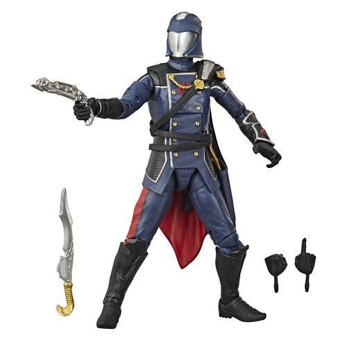 Image of G.I. Joe Classified Series 6-Inch Cobra Commander Action Figure - OCTOBER 2020