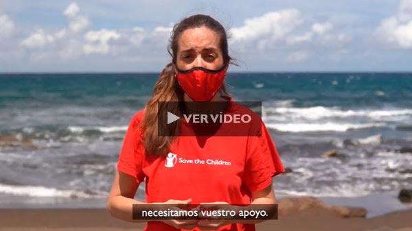 Isabel Leguina en Gran Canaria